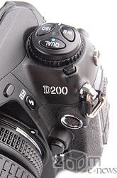 Диск выбора режимов с кнопками ISO, баланса белого и качества снимков